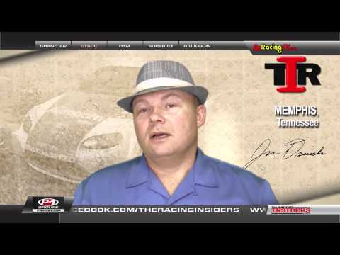 The Racing Insiders Episode 17 Air date Aug 22 2013