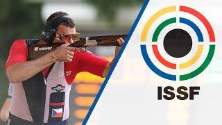 Trap Erkekler Finali- ISSF Shotgun World Cup 2015, Al Ain (BAE)