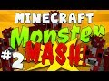 Minecraft Monster Mash - Part 2 - Orange Zone