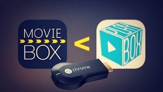How To Install And Chromecast PlayBox/MovieBox