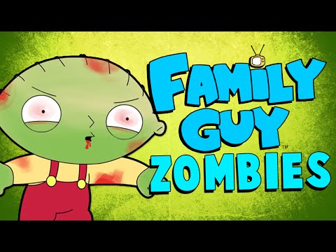 FAMILY GUY ZOMBIES (Part 2) ★ Call of Duty Zombies Mod (Zombie Games)