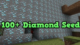 Minecraft PS3 + PS4 100+ Diamonds Seed (Blacksmith Chest