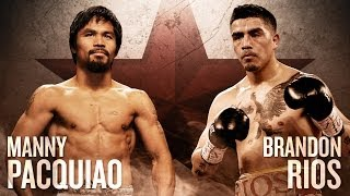 Pacquiao Vs Rios Fight Results: The Pacman Is Back!