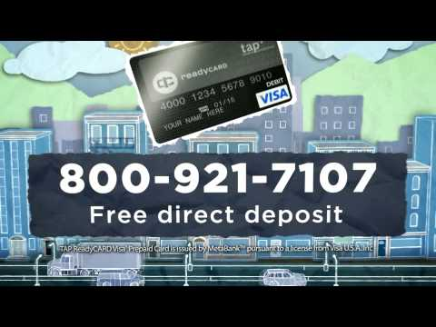 Visa / TAP - Ready Credit