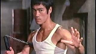 Mınçıka hareketleri - Bruce Lee