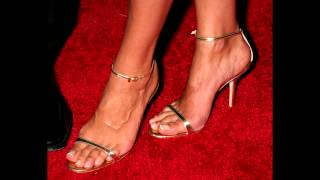 Mariska Hargitay Feet And Soles (HD)