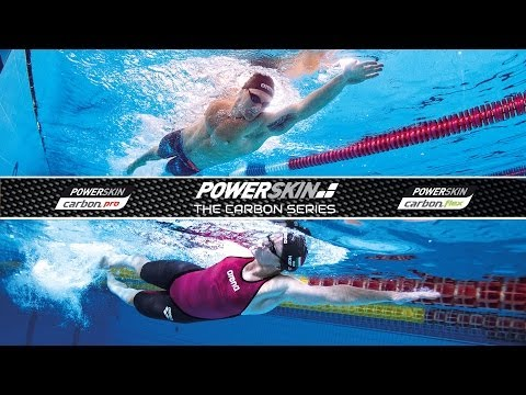Arena Powerskin Carbon Pro and Carbon Flex - Technical Video