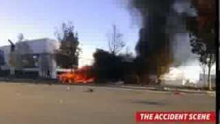 Muerte De Paul Walker (video) Escena De Accidente