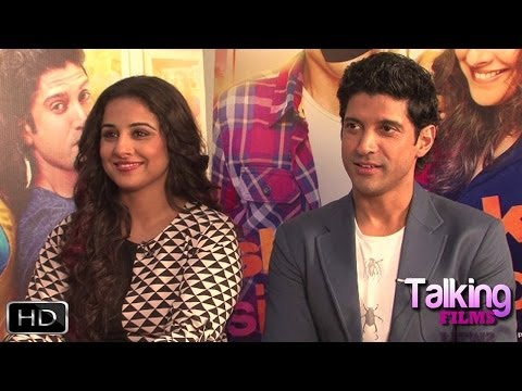 Farhan-Vidya Exclusive On Shaadi Ke Side Effects Part 1
