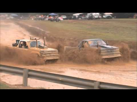 Lucas Oil...On The Edge! Episode 178 - Mud Bogg / Legends Race