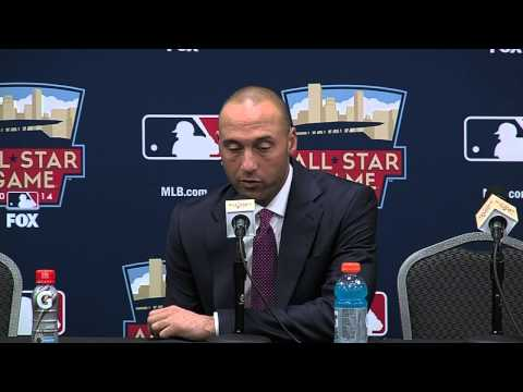 Jeter: It's the right time to retire