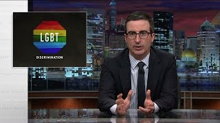 John Oliver: Religious Freedom and LGBT Discrimination