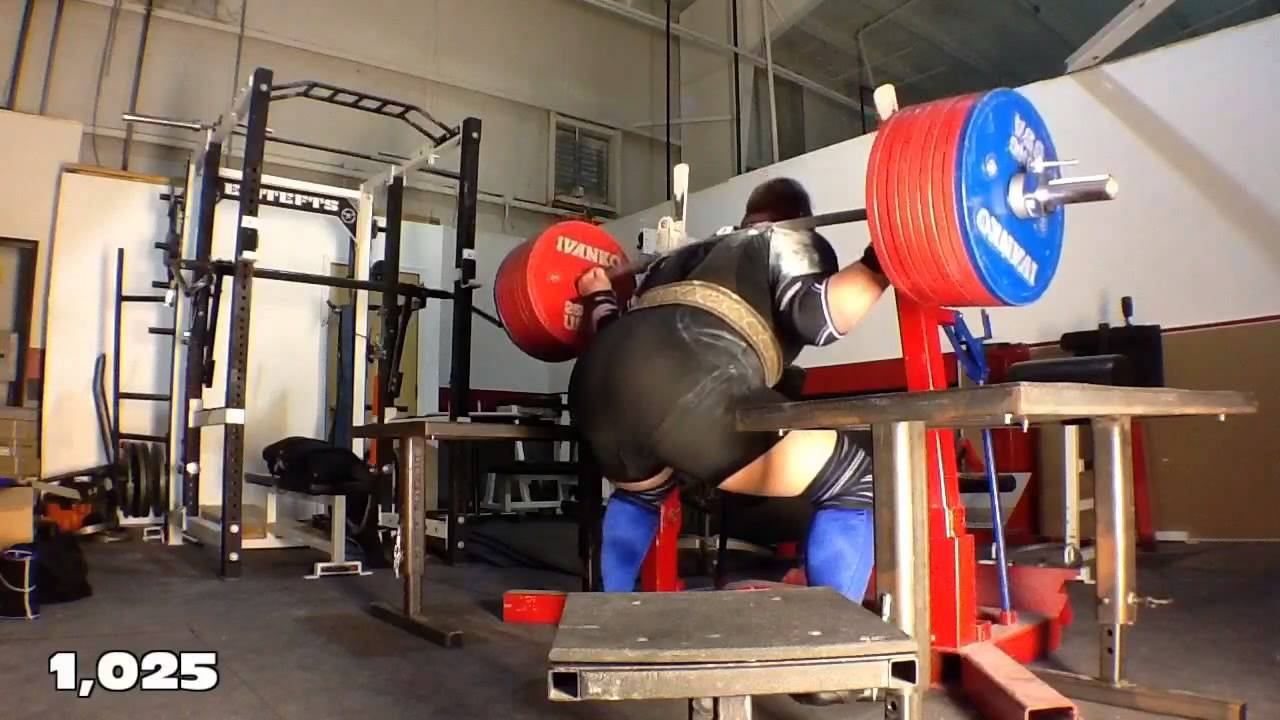 Blaine sumner arnold training highlights youtube