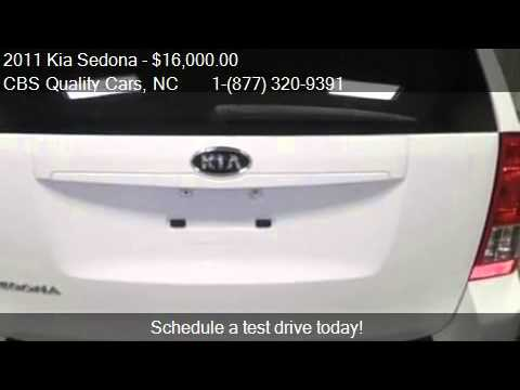 2011 Kia Sedona LX - for sale in DURHAM, NC 27703
