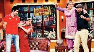 Irfan Pathan & Yusuf Pathan On Comedy Nights With Kapil