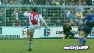 Johan Cruijff speelde op 7 november 1978 zijn afscheidswedstrijd tegen Bayern Munchen. Wat een feest had moeten worden, werd een boze droom: 0-8.