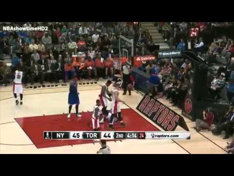 New York Knicks vs Toronto Raptors | October 21, 2013 | Full Highlights | NBA Preseason 2013