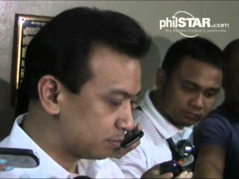 Trillanes: 'I am ready to run for higher position'