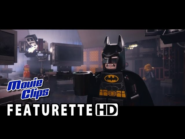 "The Lego Movie Featurette - ""Behind the Bricks"" (2014) HD"