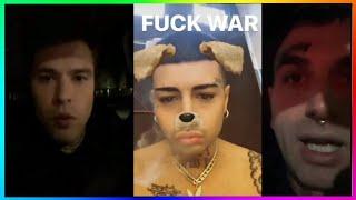 Rapper Italiani reagiscono alla morte di Xxxtentacion - Sfera Ebbasta, Tony Effe, Highsnob, Fedez...
