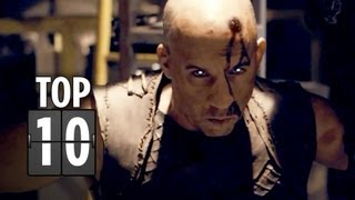 Top Ten Defining Vin Diesel Moments In Movies Movie HD