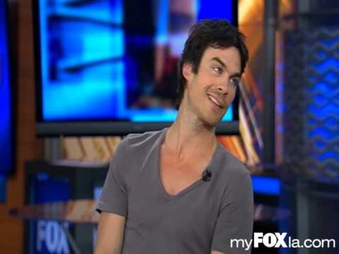 Ian Somerhalder Good Day LA