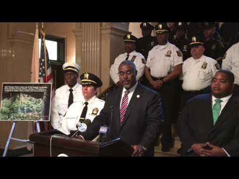 East Orange Mayor Lester Taylor on pot bust