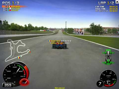 Superstar Racing GP 2013 China ADV KEY