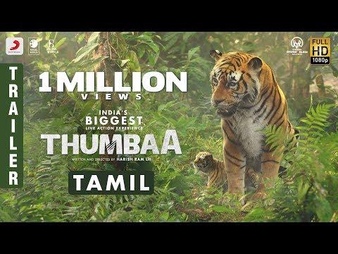 Thumbaa - Official Trailer Tamil - Darshan, Harish Ram LH - Anirudh, VivekMervin, SanthoshDhayanidhi