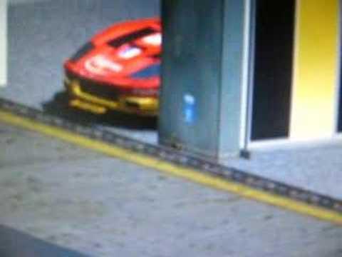 GTR2 Ferrari Fatal Crash
