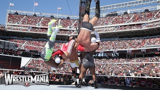 Fatal 4-Way WWE Tag Team Championship Match: WrestleMania 31 Kickoff