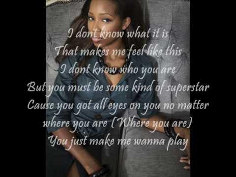 Lyrics for superstar by jamelia