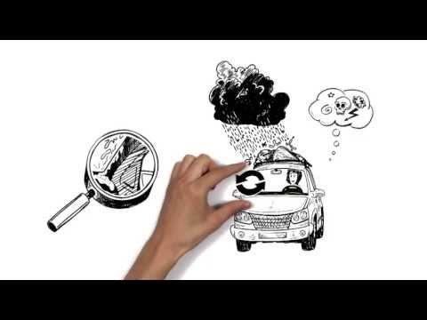 Sika - Profesjonalne systemy klejące Sika do wymiany szyb samochodowych - Sikaflex SikaTack