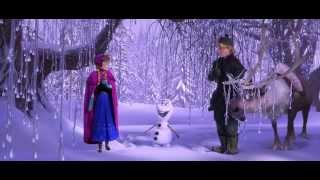Frozen Officiële Trailer Disney Full HD 1080p NL