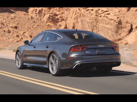 Audi RS7 - One Take