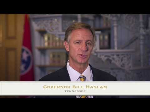 Gov. Bill Haslam : The Tennessee Promise