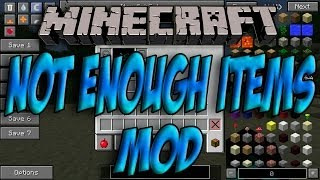 Minecraft 1.7.2 Como Instalar NEI (Not Enough Items) MOD
