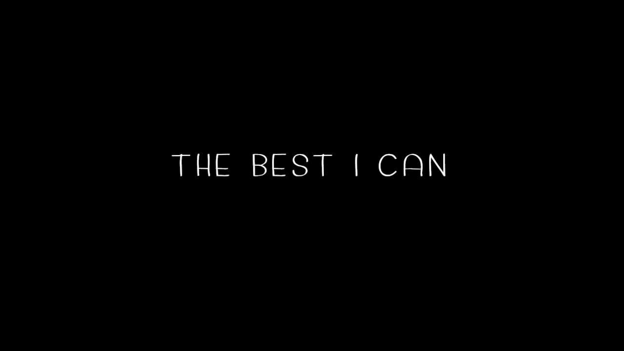 Chris perez – Best I can Lyrics | Genius Lyrics