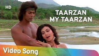 Tarzan My Tarzan Aaja Main Sikha Du Pyar HD Song - Tarza