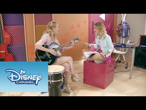 Violetta: Momento Musical: Violetta y Ludmila cantan