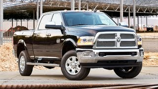 2014 Ram 6.4L Heavy Trucks Debut With HEMI & Air