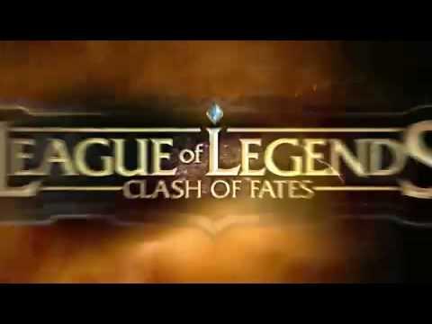Игра по мотивам DotA-AllStars - League of Legends