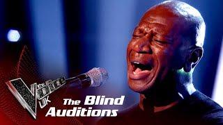 Wayne Ellington Performs 'We Were Raised Under Grey Skies': Blind Auditions | The Voice UK 2018
