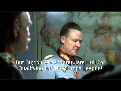 Hitler Rants To Arsenal Winning The F.A Cup Final Agains Hull City