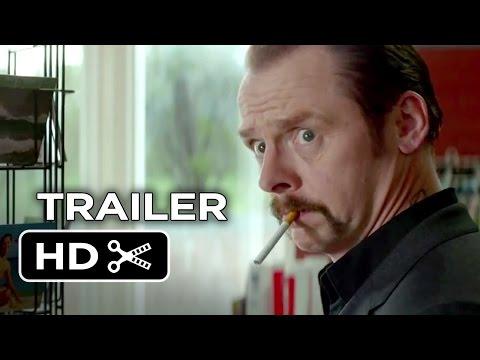 Kill Me Three Times Official Trailer #1 (2015) - Simon Pegg Movie HD