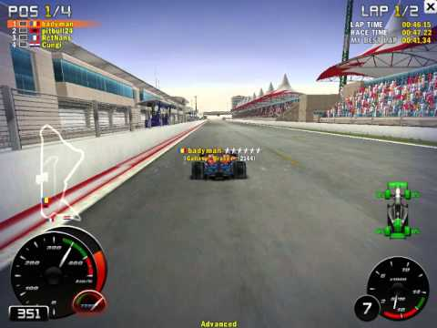 Superstar Racing GP Arabia 2013 ADV KEY