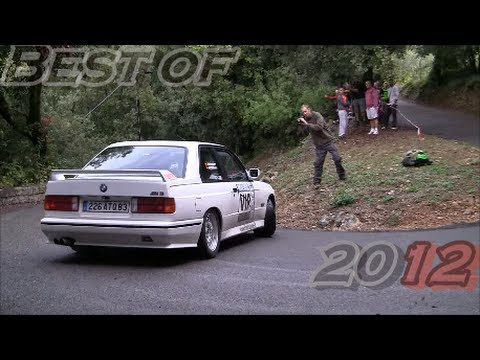 Best of Rallye 2012 HD Attack Show-time & Crash Part 03