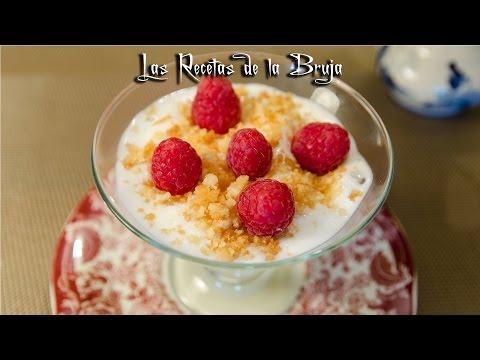 Sorbete de Limón al Cava - Recetas de cocina fáciles, sanas y saludables, postres caseros