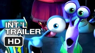 Turbo Official International Trailer #2 (2013) - Ryan Reynolds, Bill Hader Movie HD