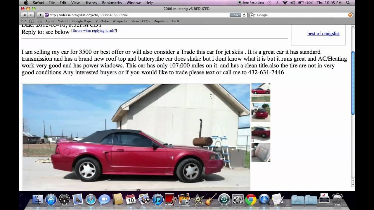 Craigslist Midland Texas Finding Used Cars And Trucks